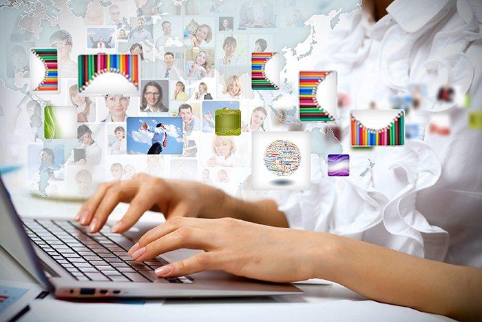بازار یابی و درج آگهی اینترنتی