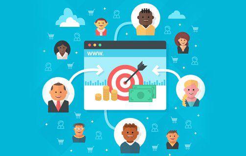 تبلیغات در اینترنت و فضای مجازی