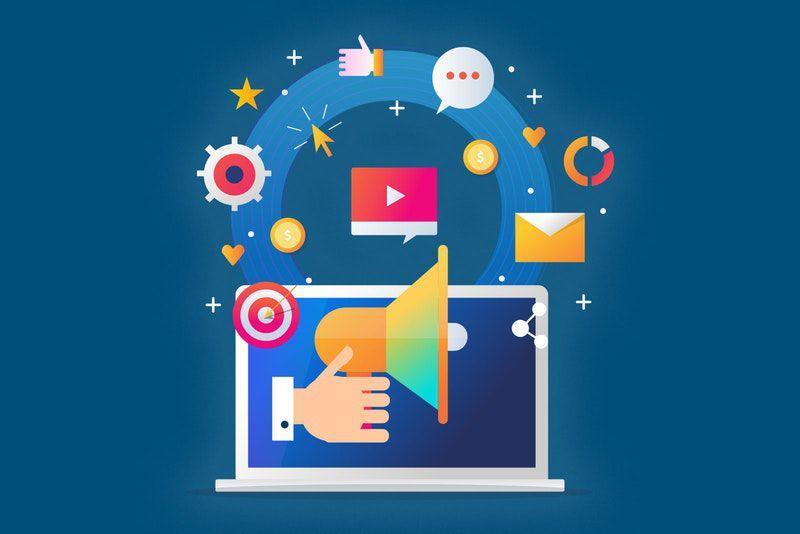 ویژگیهای بازاریابی اینترنتی