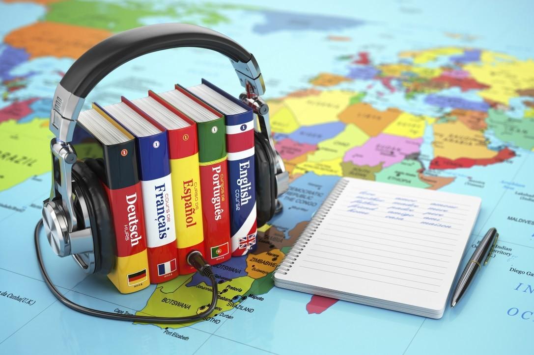 زبان انگلیسی و سایر زبان های خارجی