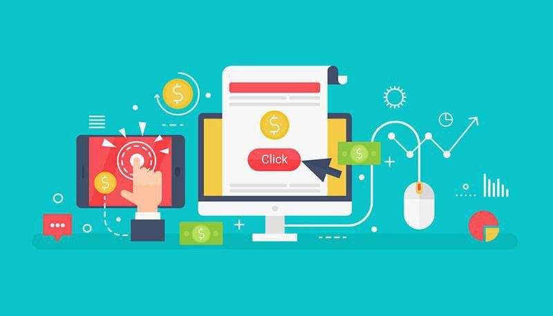 آگهی اینترنتی و بازاریابی