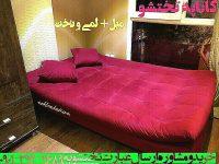 خرید مبل تختخواب شو ، خرید کاناپه و مبلمان تاشو