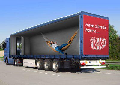 آگهی ، هنر ایجاد ارتباط