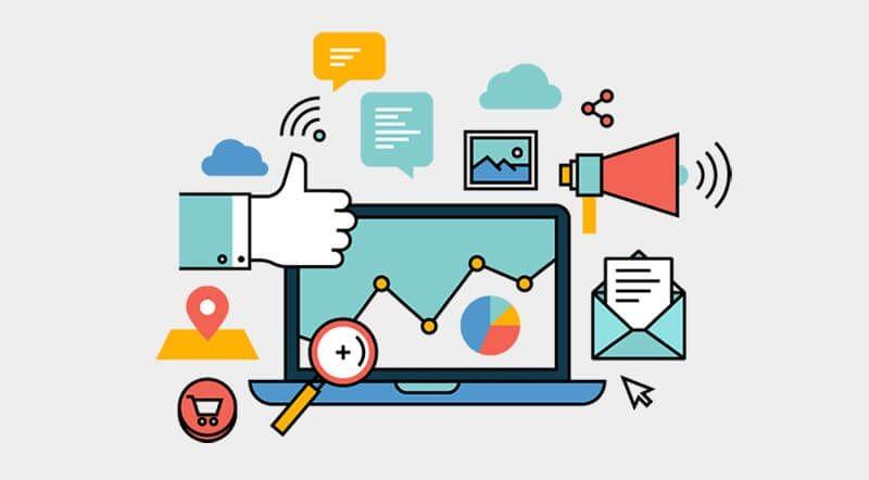 مزایای تبلیغات اینترنتی نسبت سایرین
