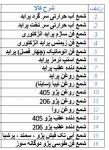 فروش عمده فشنگی آب و روغن در اصفهان