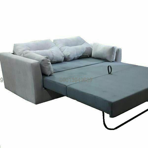 کاناپه و مبل تختخوابشو دو نفره باکس دار