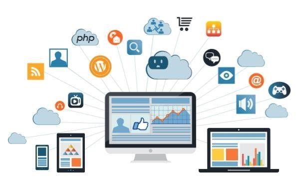 تبلیغات و آگهی اینترنتی