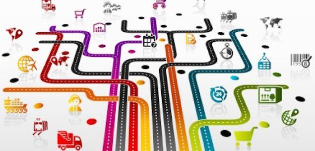 سیستمهای مختلف توزیع در بازاریابی