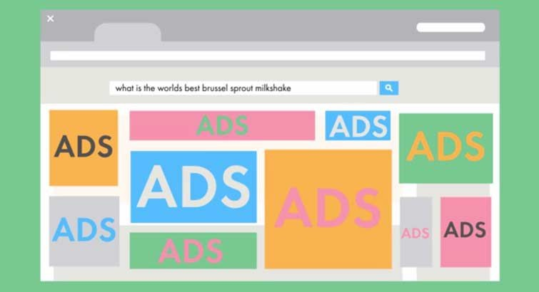 صفحه تبلیغات