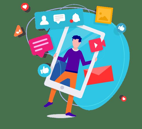 چگونه تبلیغات اینترنتی بر روی مصرف کننده اثر گذار است