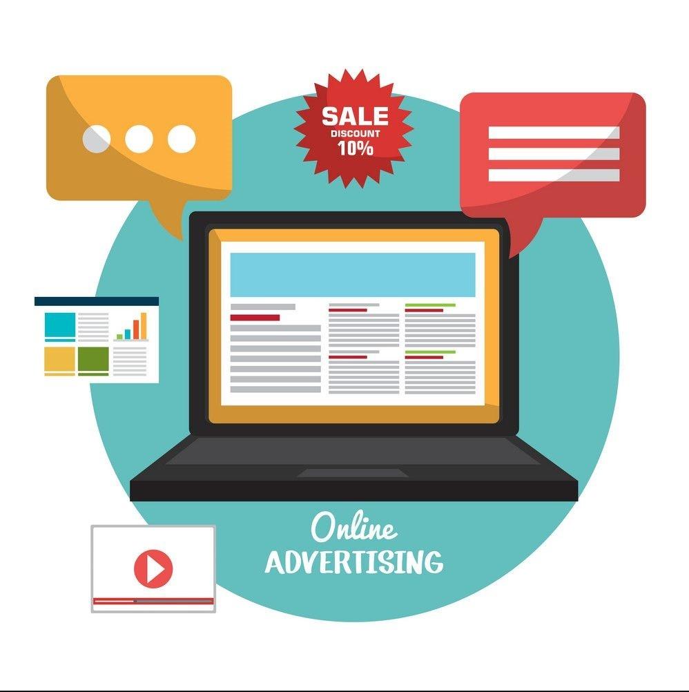 تبلیغات و اینترنت