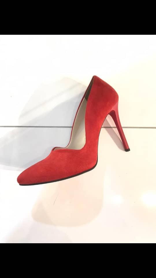 فروش کفش پاشنه بلند زنانه مجلسی
