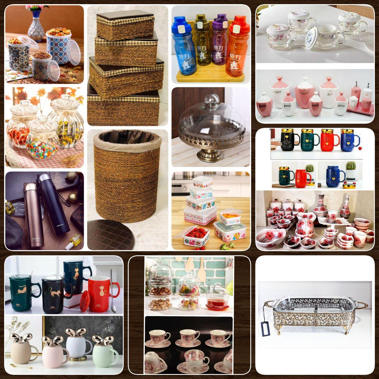 تولید کننده و واردکننده لوازم آشپزخانه