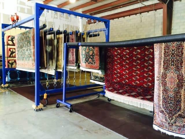 قالیشویی و مبلشویی کارینو
