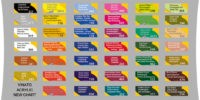 تولید رنگهای هنری بانام برند شما