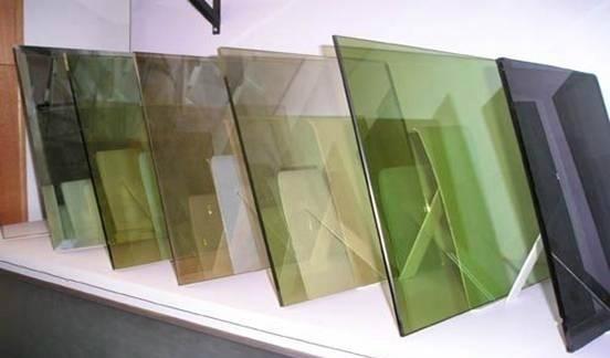 شیشه و تزیینات