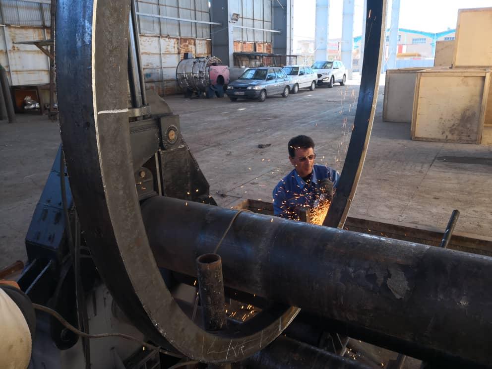 ساخت انواع دیگ بخار، مخزن، دستگاه حلال402، دستگاه صنعتی تولید متانول،انواع مخازن افقی و ایستاده
