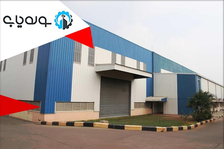 معاملات تخصصی,سالن,سوله,کارخانه در سراسر شهرکهای صنعتی در ایران