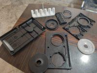 طراحی و تولید انواع قطعات پلاستیکی و آلومینیومی(قالبسازی و تولید)