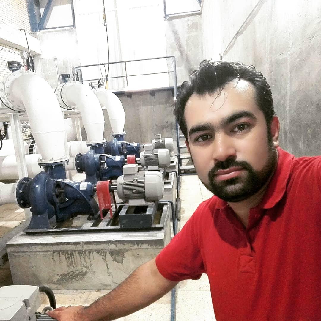 تنظیم کوپلینگ و تعمیر الکتروموتور