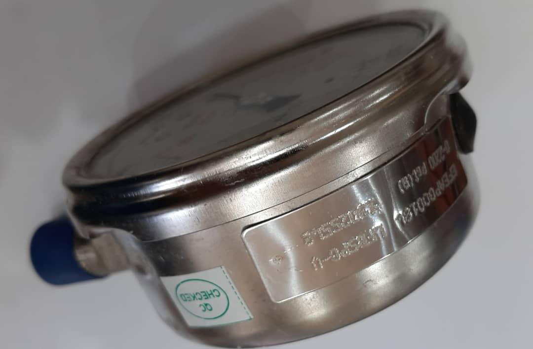 فشار سنج - pressure gauge- پرشرگیج