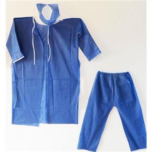 تولید کننده انواع البسه بیمارستانی و کیف بیمار