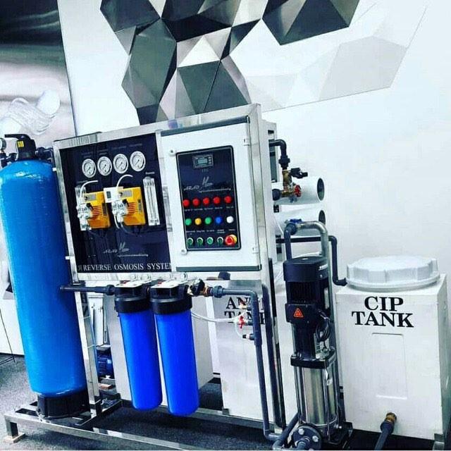 فروش انواع دستگاه های تصفیه آب خانگی و صنعتی