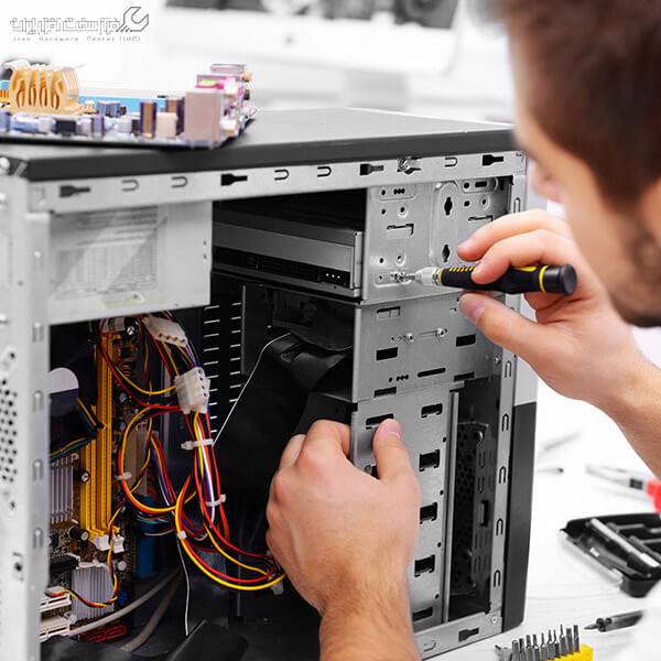 تعمیر افزایش سرعت رفع لگ بازی کامپیوتر و لبتاپ