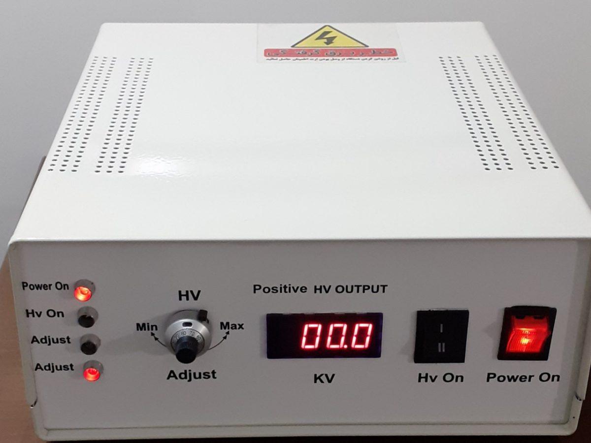 منبع اختلاف پتانسیل الکتریکی (های ولتاژ)