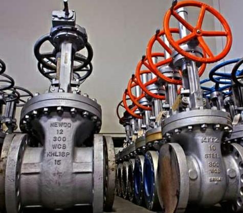 تعمیر شیرآلات صنعتی
