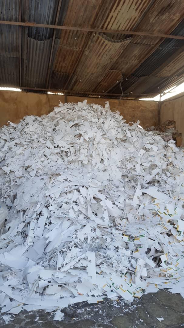 گروه بازیافت کاغذ سینا