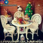 ناهار خوری و میز و صندلی غذاخوری پلیمری