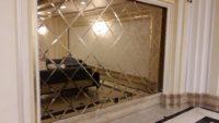 شیشه واینه دکوراتیو