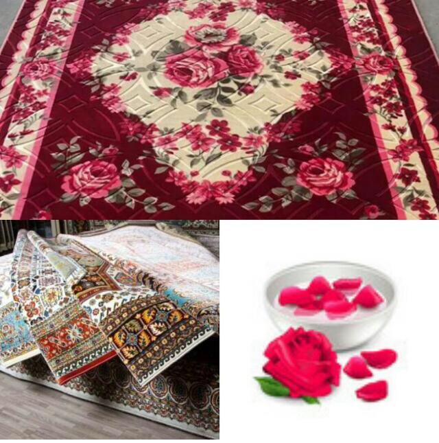 صادرات انواع فرش ماشینی گلاب عرقیات عطر واسانس