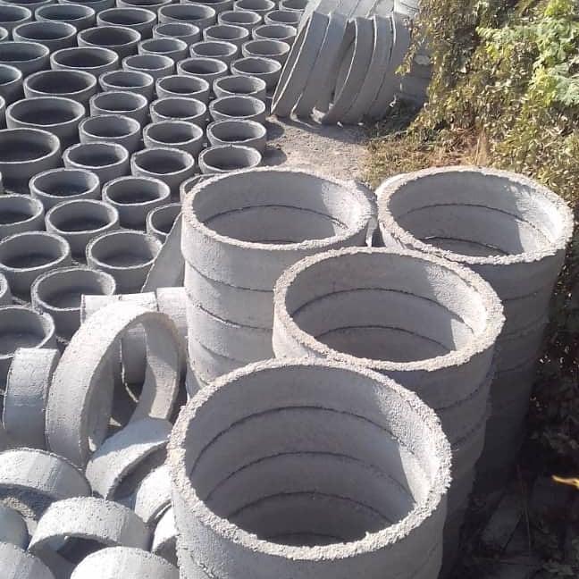 تولید کول چاه انباری و میله
