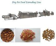 خط تولید غذای سگ و گربه
